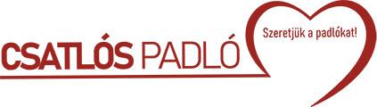 Csatlospadlo Logo